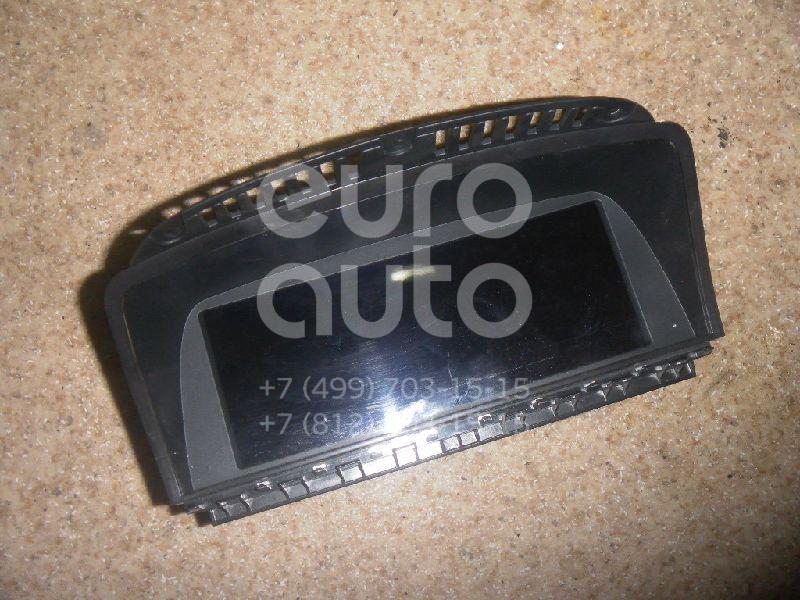 Дисплей информационный BMW 7-серия E65/E66 2001-2008; (65829157123)