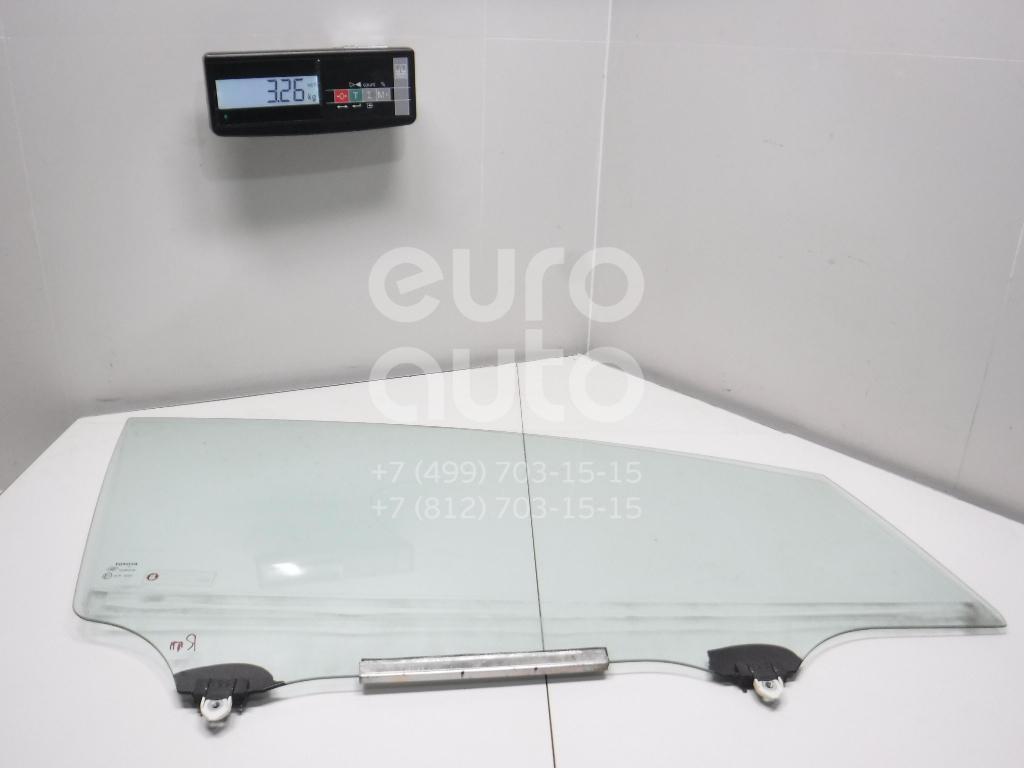 Купить Стекло двери передней правой Toyota Verso 2009-; (681010F020)