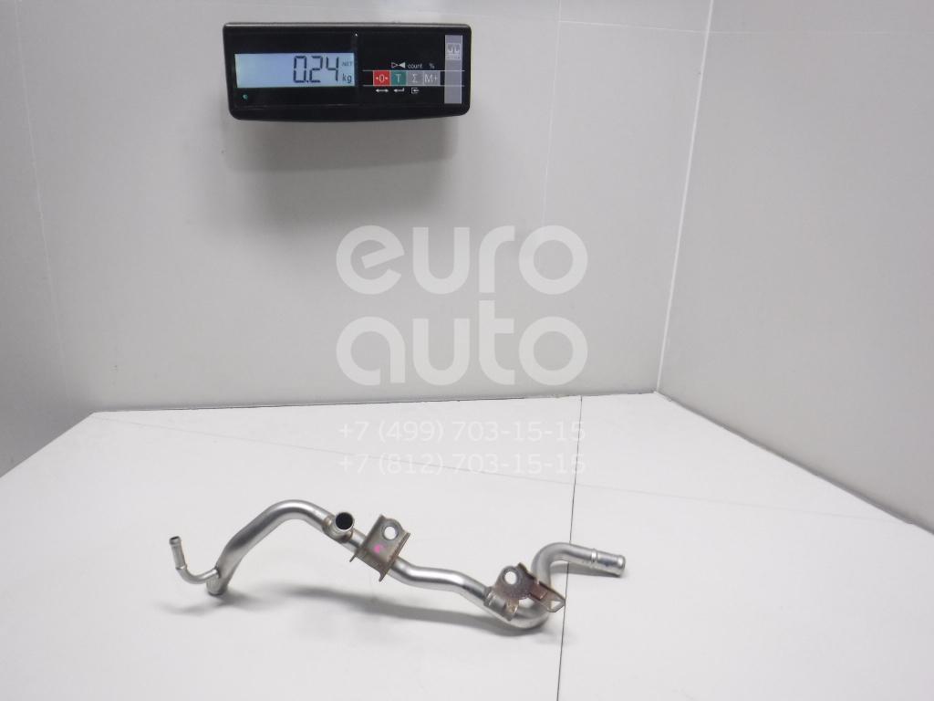 Трубка охлажд. жидкости металлическая Toyota Verso 2009-; (1626837021)