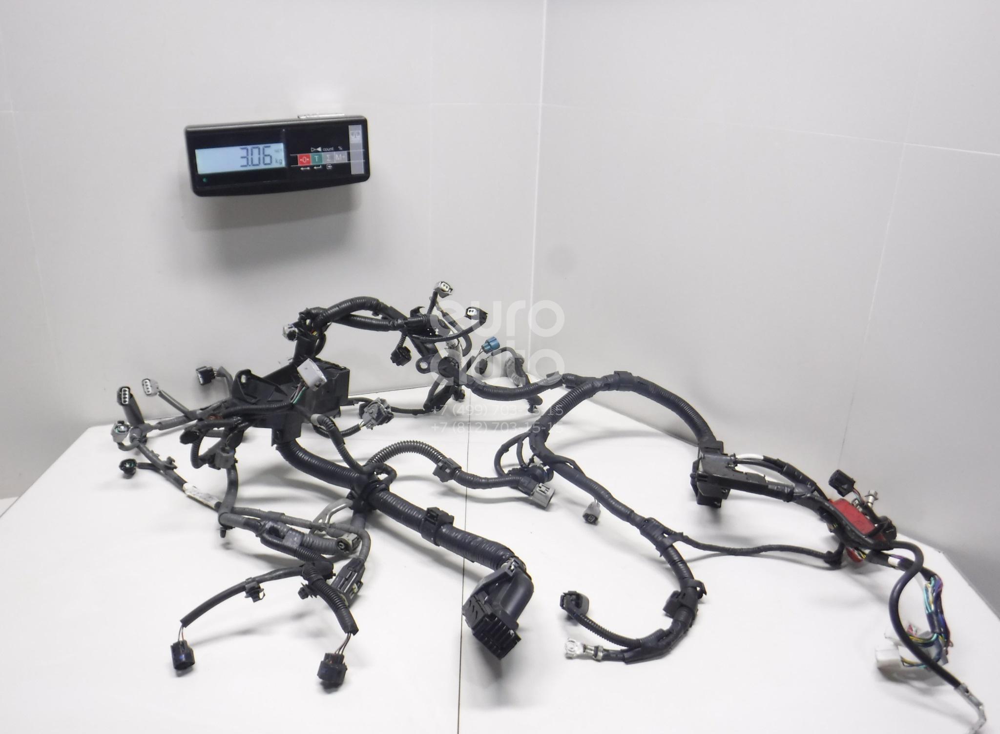 Проводка (коса) Toyota Verso 2009-; (821210F281)  - купить со скидкой