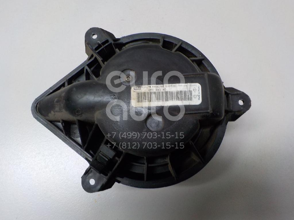 Купить Моторчик отопителя Nissan Primastar (X83) 2002-2014; (2761400QAC)
