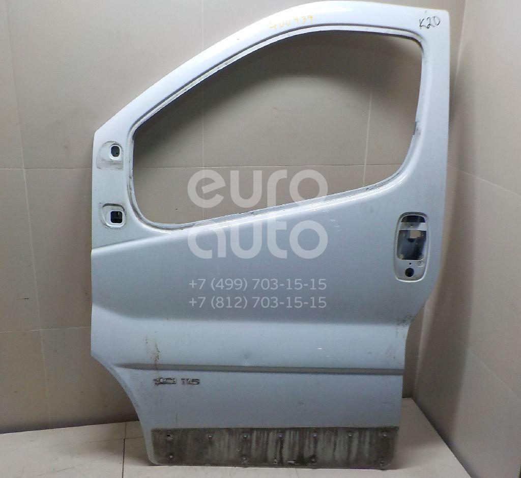 Купить Дверь передняя левая Nissan Primastar (X83) 2002-2014; (8010100Q0C)