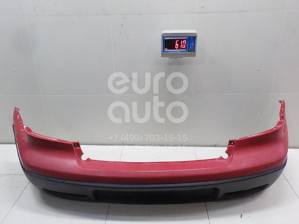 Купить Бампер задний Mitsubishi Outlander (CU) 2001-2008; (MR642483)