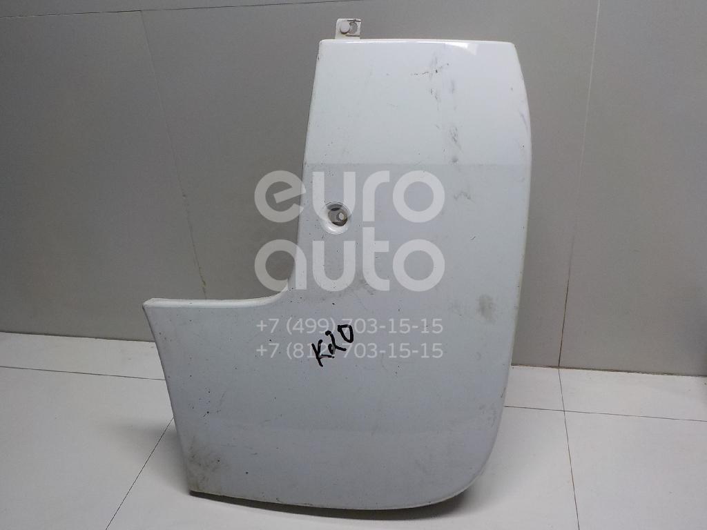 Купить Накладка заднего бампера левая Nissan Primastar (X83) 2002-2014; (8512100Q0B)