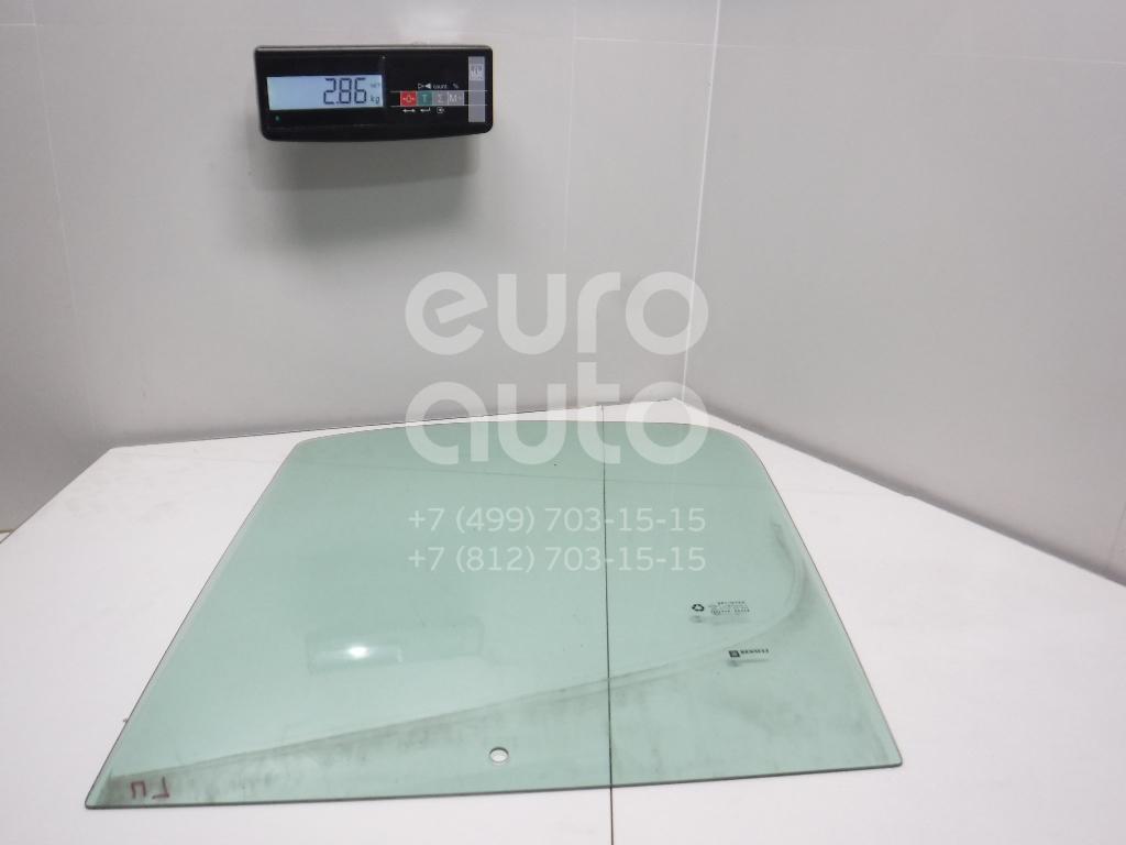 Стекло двери передней левой Opel Vivaro 2001-2014; (91166287)  - купить со скидкой