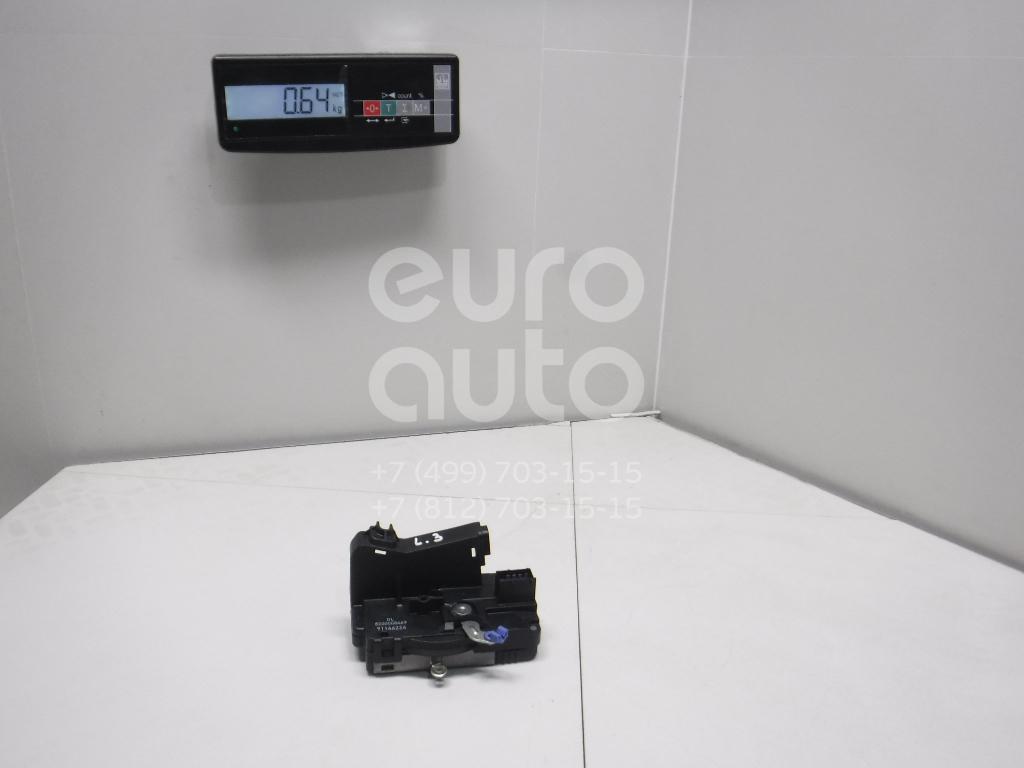 Купить Замок двери задней левой Opel Vivaro 2001-2014; (91166224)