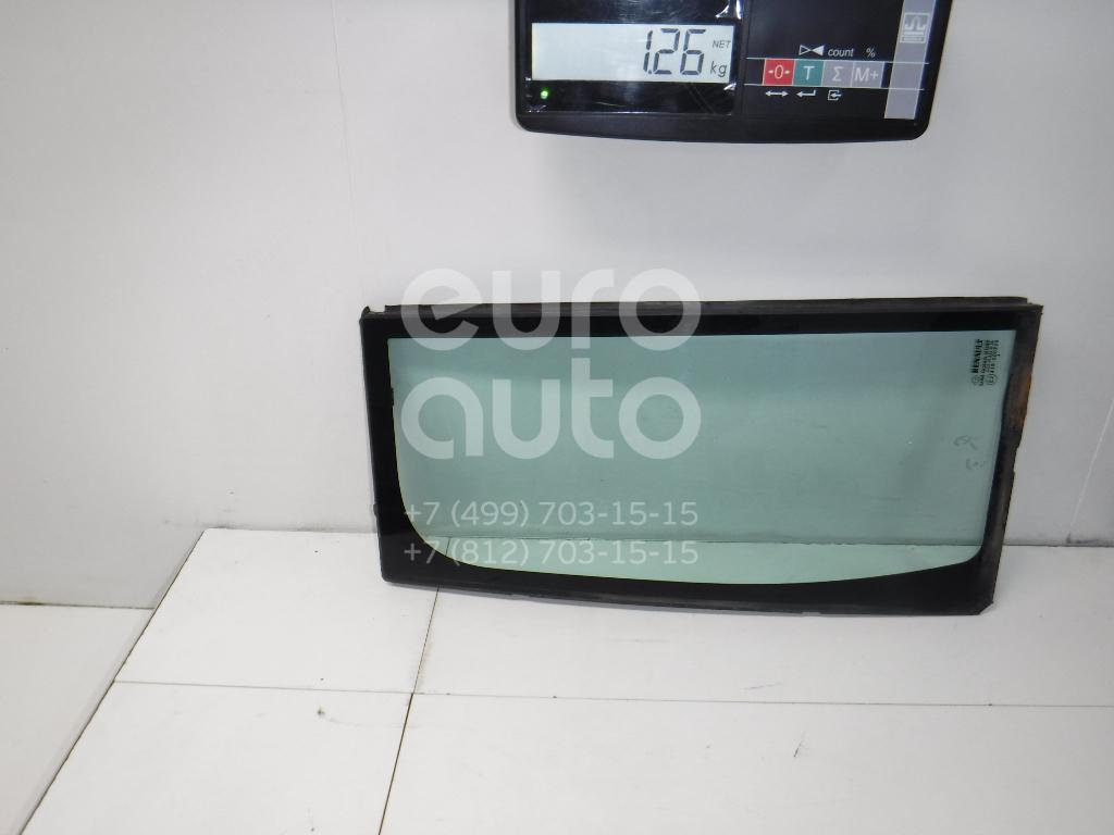 Стекло двери задней правой (форточка) Renault Espace IV 2002-2014; (8200015470)  - купить со скидкой