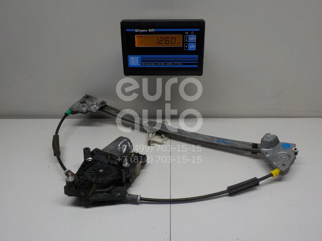 Купить Стеклоподъемник электр. передний левый Peugeot 406 1995-1999; (9221F0)