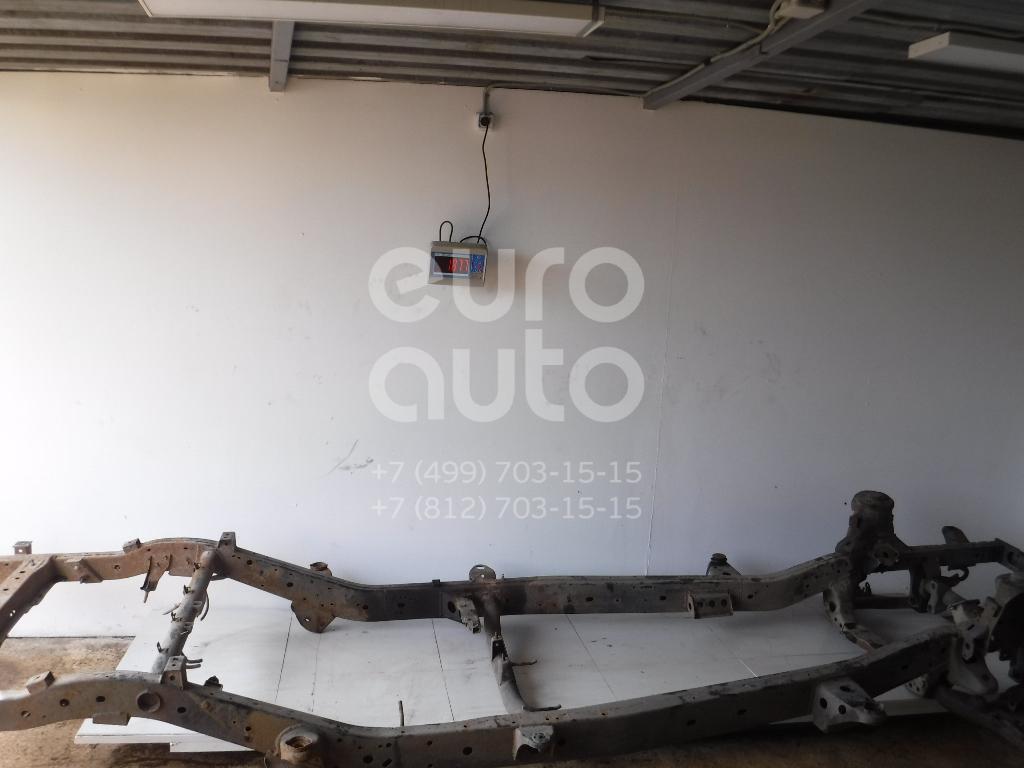Купить Рама Mitsubishi L200 (KB) 2006-2016; (5000A062)