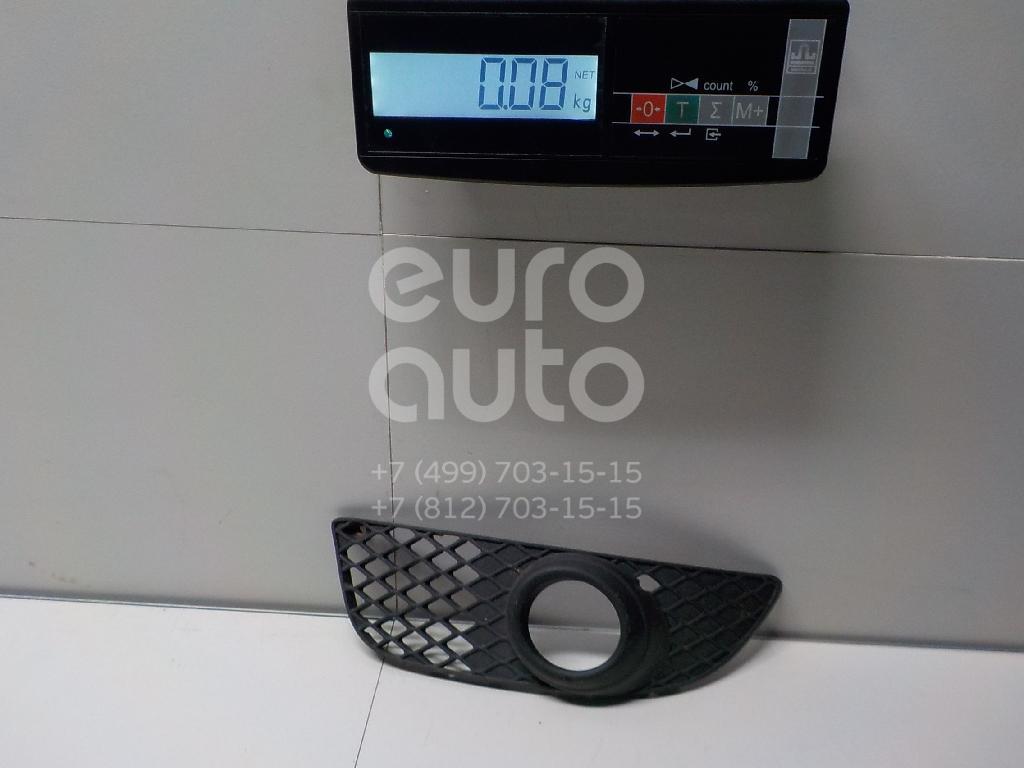 Купить Решетка в бампер левая Mitsubishi Lancer (CX, CY) 2007-; (8321A089)