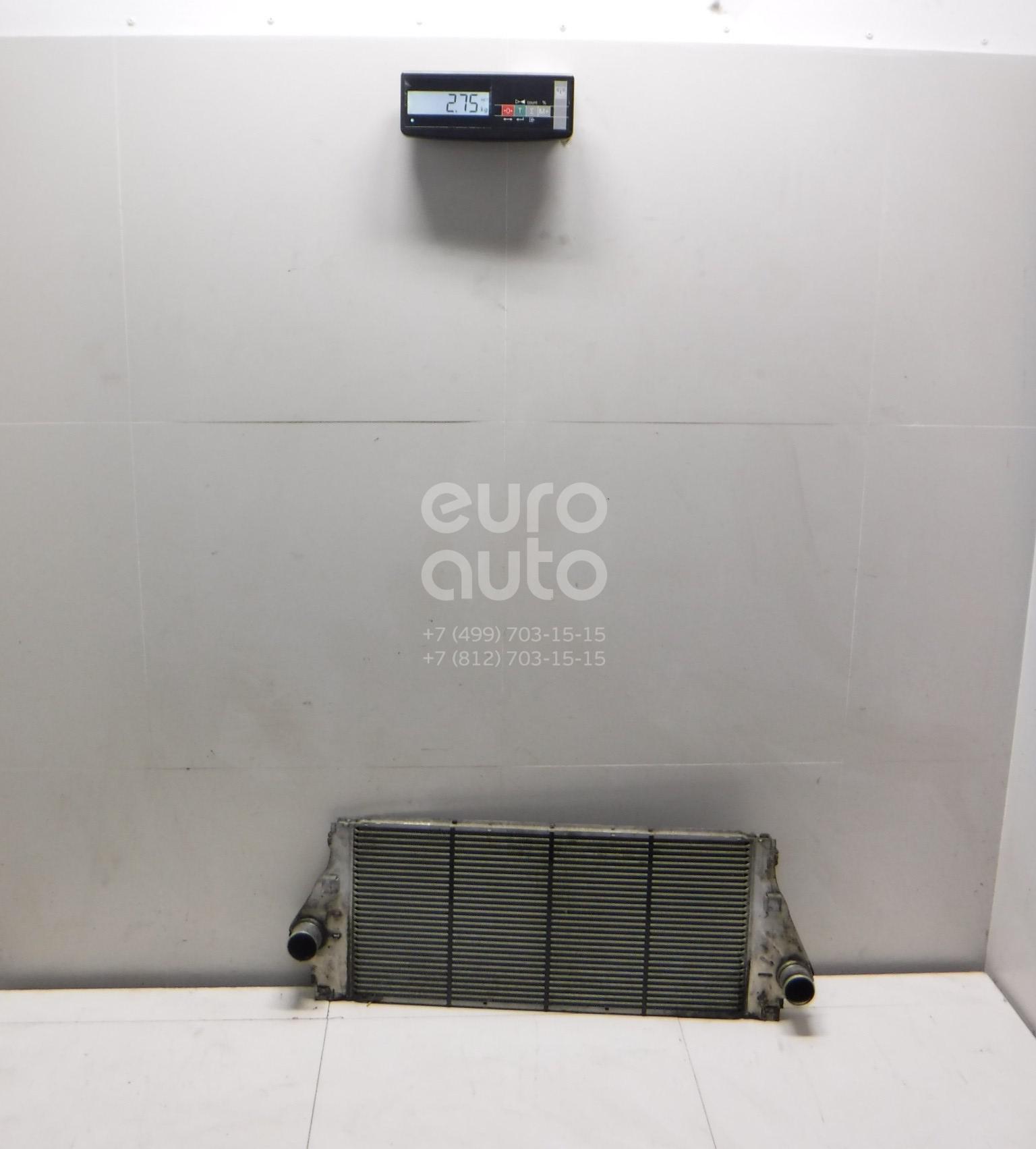 Купить Интеркулер Renault Espace IV 2002-2014; (8200008761)