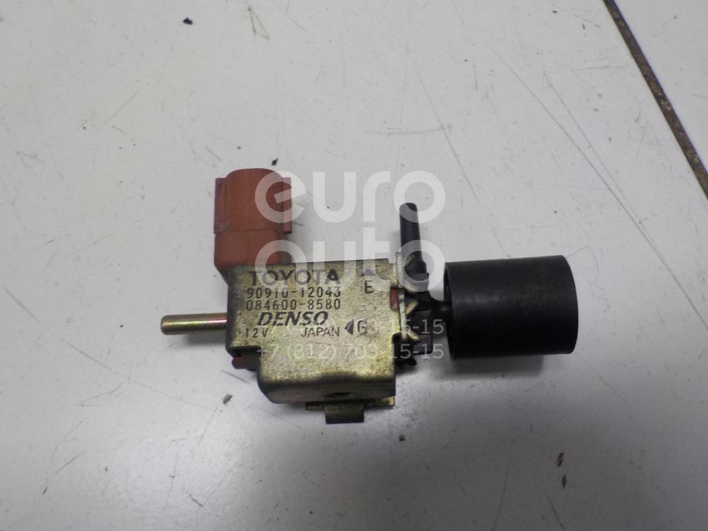 Клапан электромагнитный Toyota Land Cruiser (80) 1990-1998; (9091012043)  - купить со скидкой