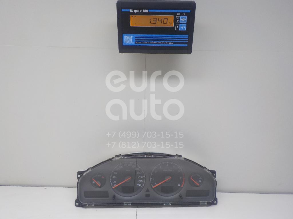 Панель приборов Volvo S60 2000-2009; (9499668)  - купить со скидкой