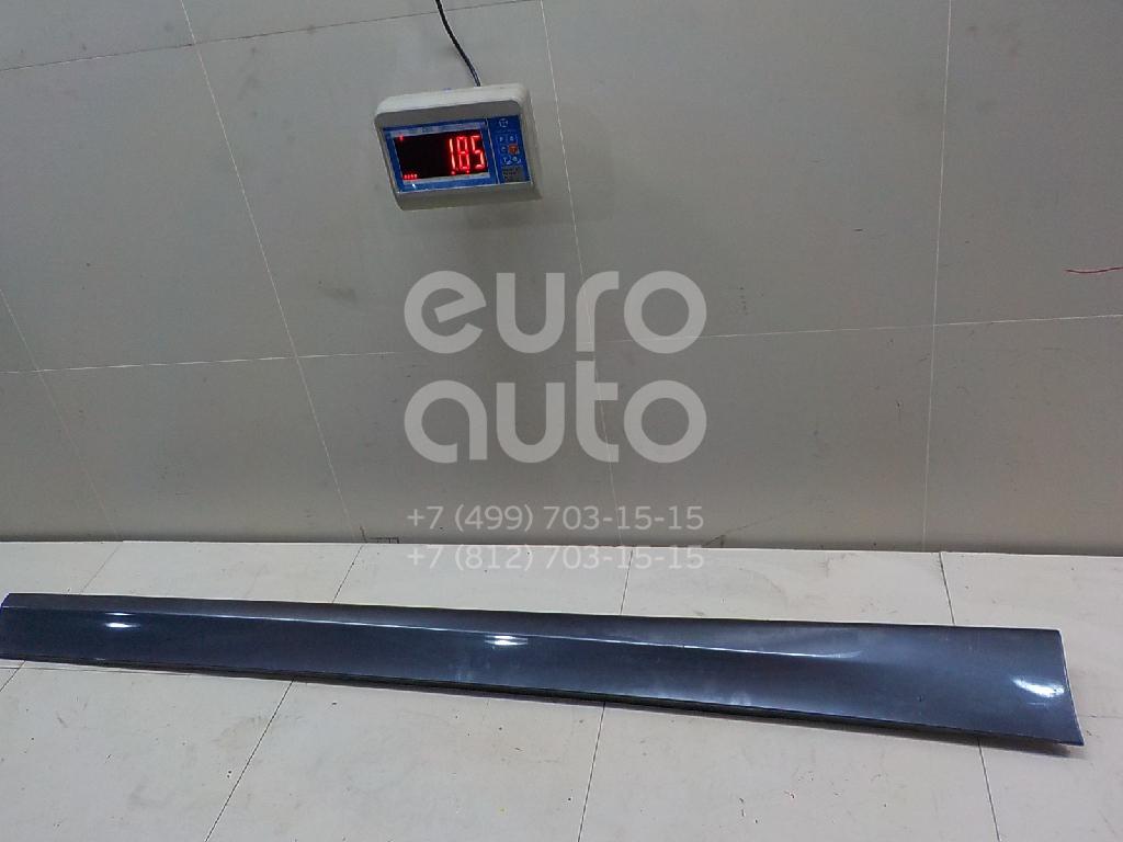 Купить Накладка на порог (наружная) BMW 3-серия E90/E91 2005-2012; (51777062298)