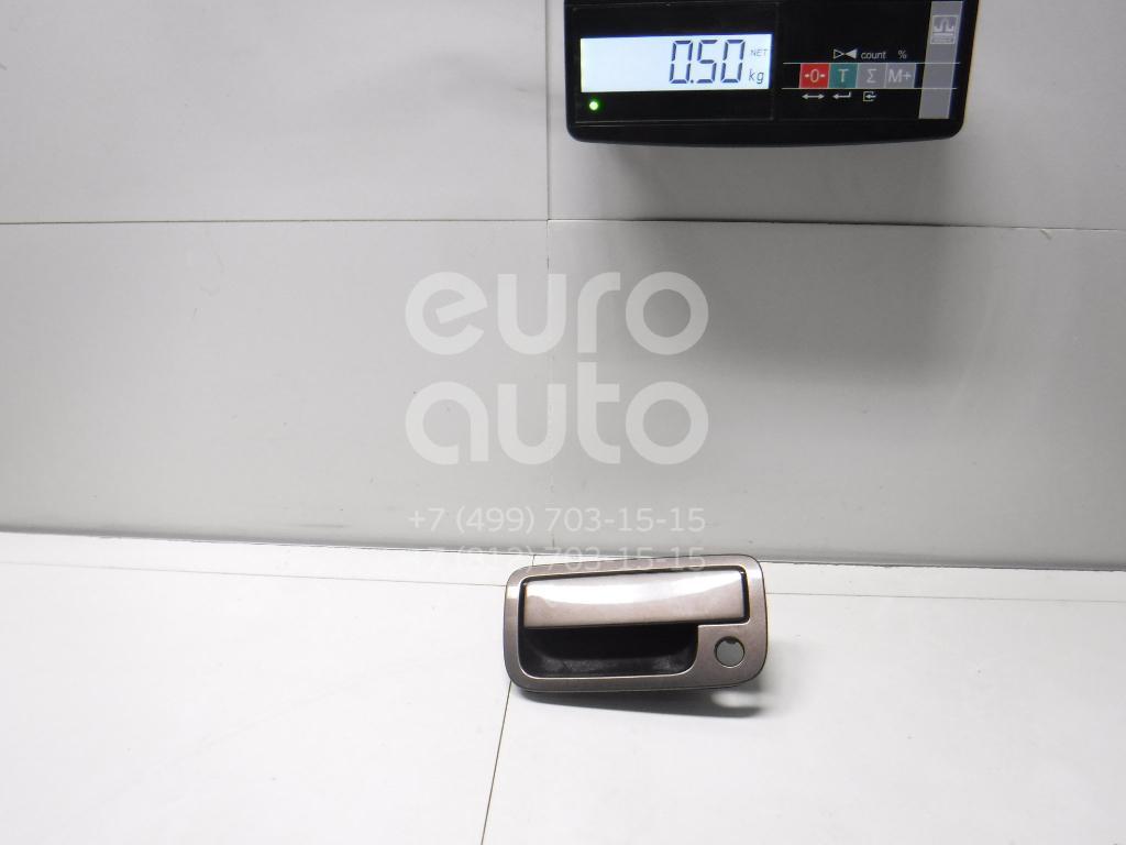 Ручка открывания багажника VW Amarok 2010-; (2H5829505EGRU)