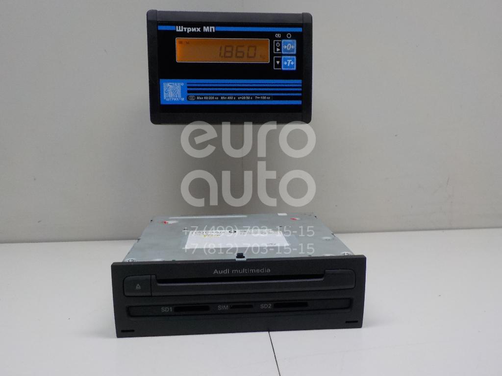 Купить Проигрыватель CD/DVD Audi A8 [4H] 2010-2017; (4H0035654)