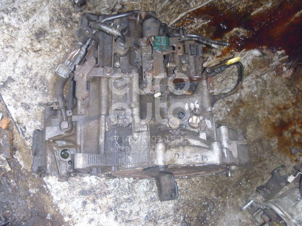 Продается подержанная автоматическая коробка передач f4a51 hyundai из под двигателя d4ea