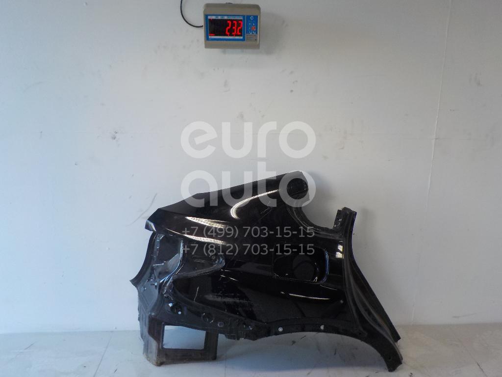Купить Крыло заднее правое BMW X4 F26 2014-; (41117385424)