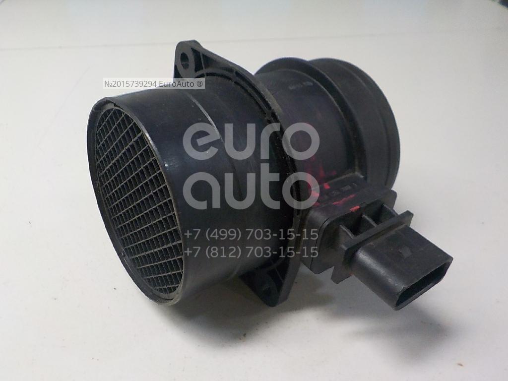 Купить Расходомер воздуха (массметр) Audi A4 [B8] 2007-2015; (0281002735)
