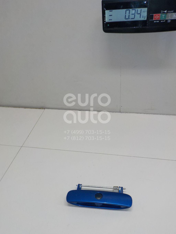 Купить Ручка двери багажника наружная VW Polo 2001-2009; (6Q6827565GGRU)