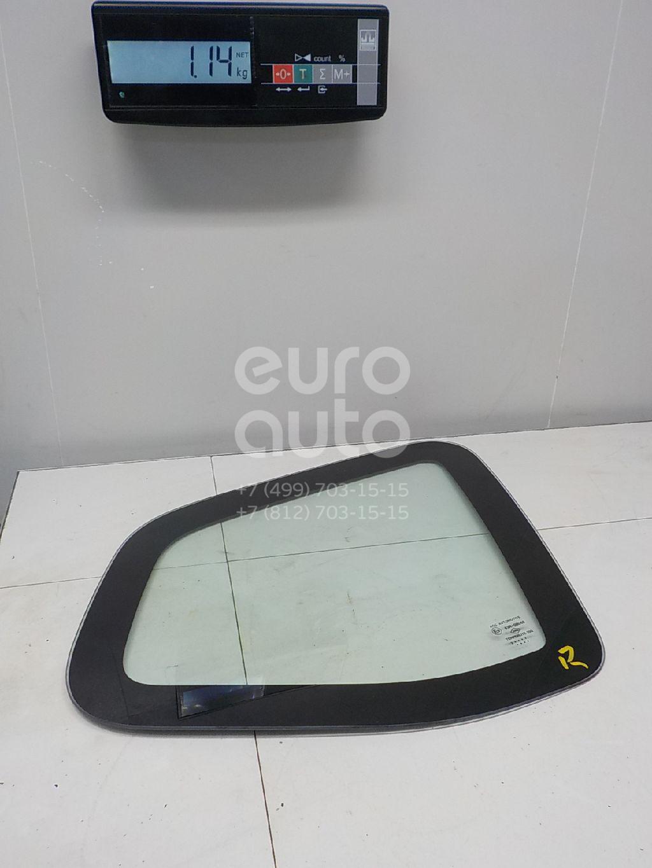 Купить Стекло кузовное глухое правое Renault Duster 2012-; (833063575R)