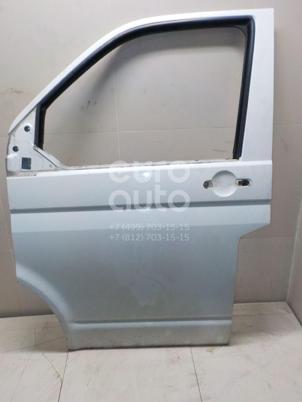 Дверь передняя левая VW Transporter T5 2003-2015; (7E0831055G)  - купить со скидкой