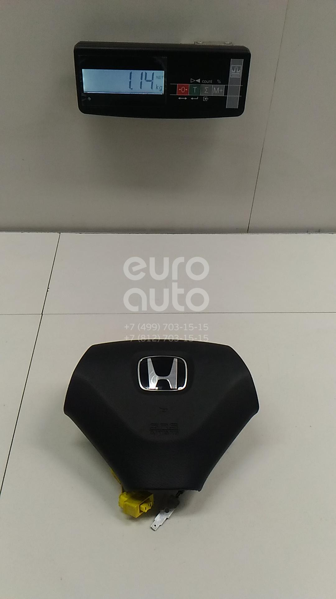 Купить Подушка безопасности в рулевое колесо Honda Accord VII 2003-2008; (06770SEAG80ZA)
