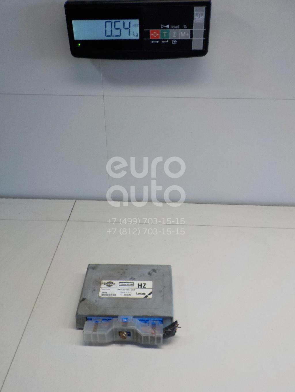 Купить Блок управления двигателем Nissan Primera P10E 1990-1996; (2371082J60)