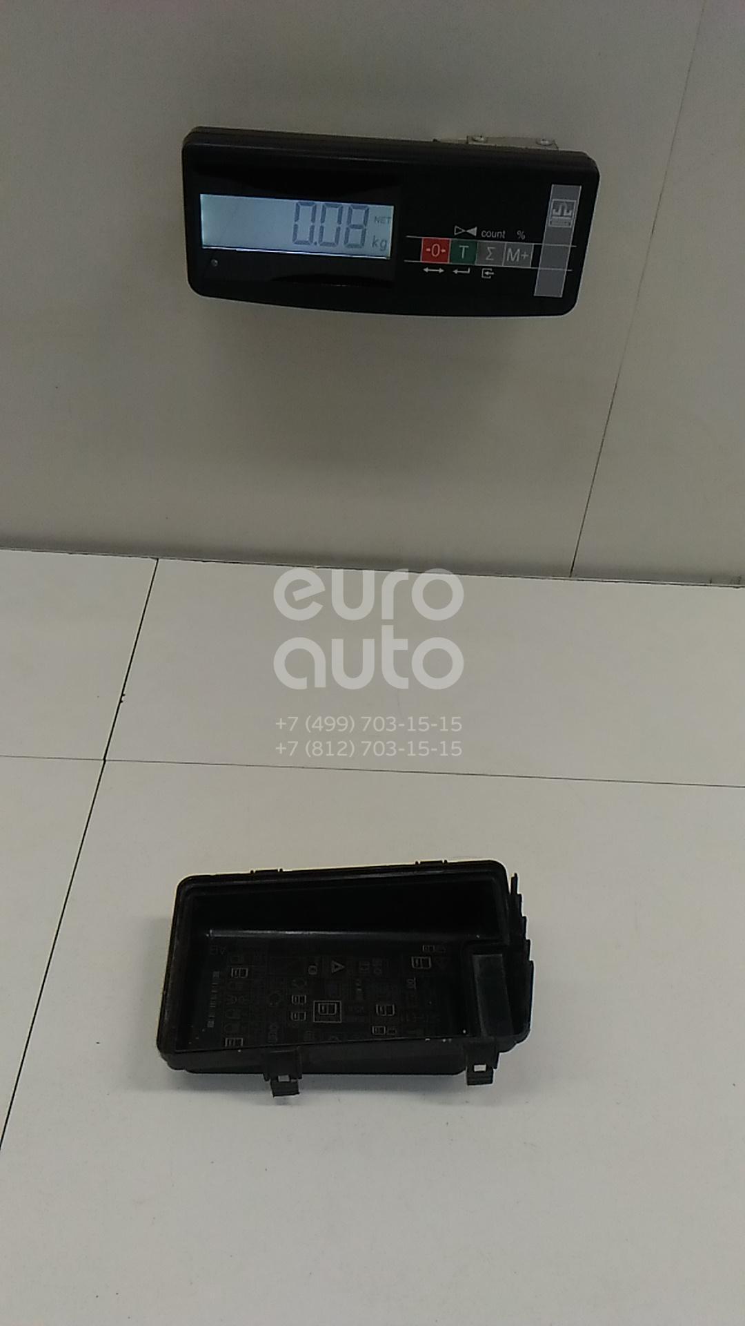 Купить Крышка блока предохранителей Honda Accord VII 2003-2008; (38254SEAE01)