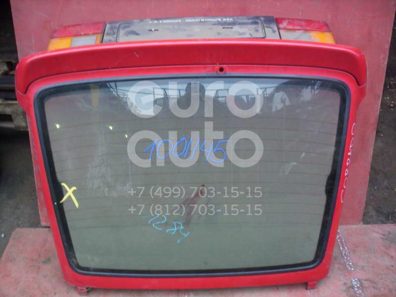 Дверь багажника со стеклом для VW Corrado 1988-1995 - Фото №1