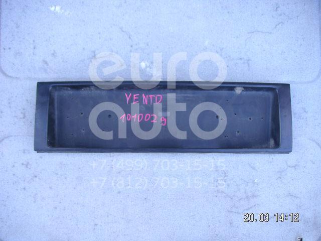 Накладка крышки багажника для VW Golf III/Vento 1991-1997 - Фото №1