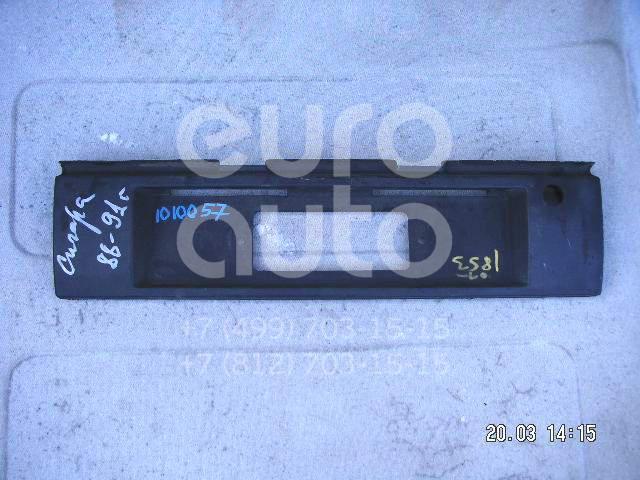 Рамка под номер для Audi 100/200 [44] 1983-1991 - Фото №1