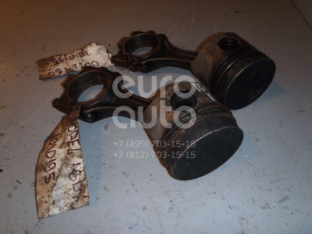 Поршень с шатуном для Opel Kadett E 1984-1994 - Фото №1