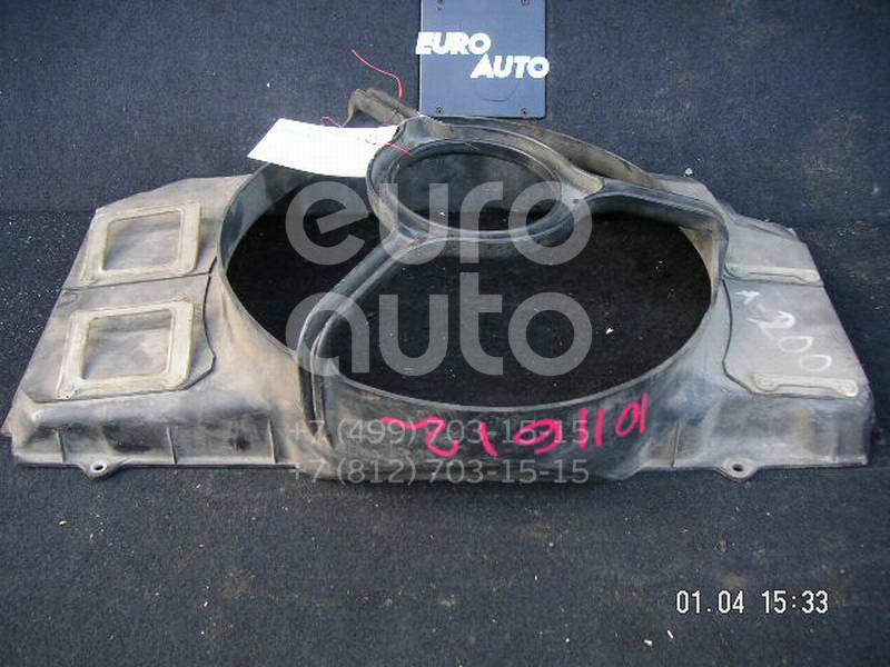 Диффузор вентилятора для Audi 100/200 [44] 1983-1991 - Фото №1