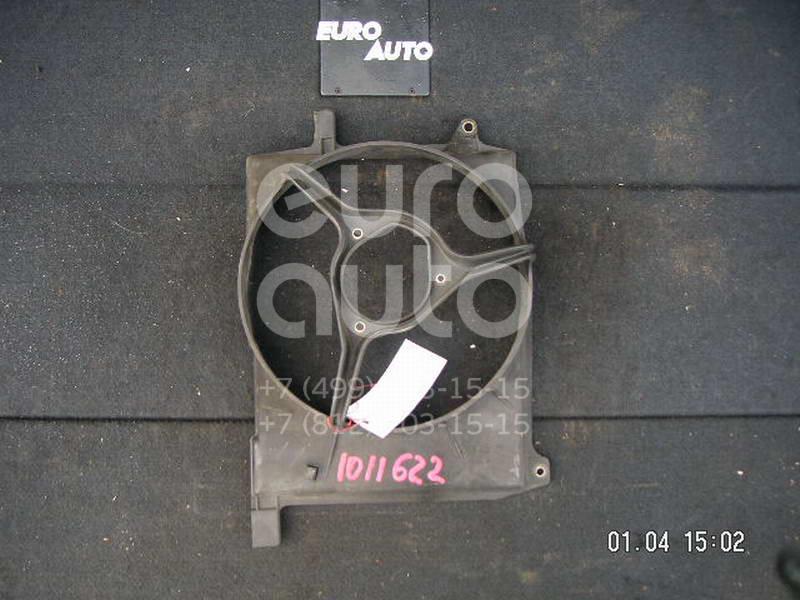Диффузор вентилятора для Opel Kadett E 1984-1992 - Фото №1