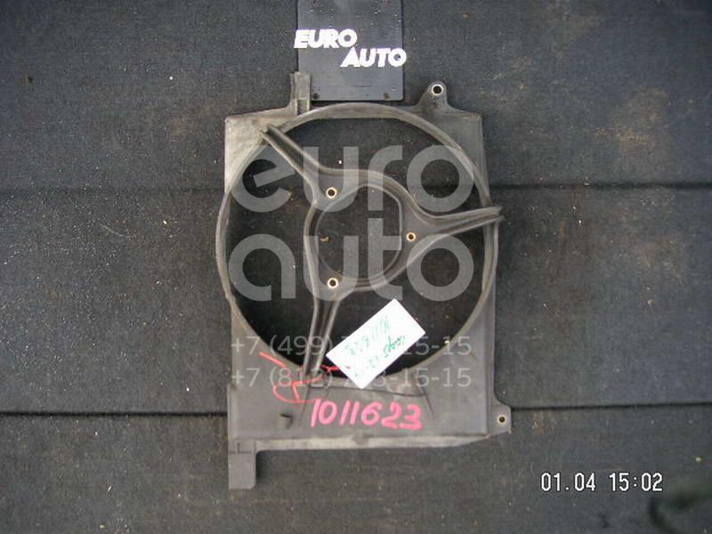 Диффузор вентилятора для Opel Kadett E 1984-1994 - Фото №1