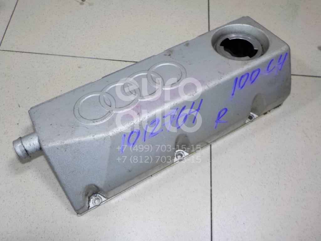 Крышка головки блока (клапанная) для Audi 100 [C4] 1991-1994;A4 [B5] 1994-2001;A6 [C4] 1994-1997;A8 [4D] 1994-1998;80/90 [B4] 1991-1994 - Фото №1