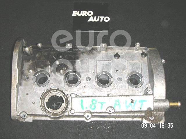Крышка головки блока (клапанная) для VW,Audi,Skoda Passat [B5] 1996-2000;A4 [B5] 1994-2001;Superb 2002-2008 - Фото №1