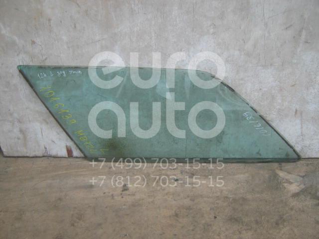 Стекло кузовное глухое левое для Mercedes Benz W124 1984-1993 - Фото №1