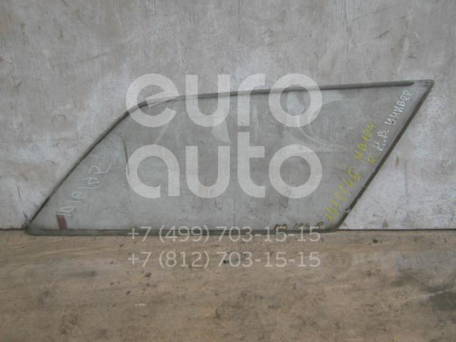 Стекло кузовное глухое правое для Mercedes Benz W124 1984-1993 - Фото №1