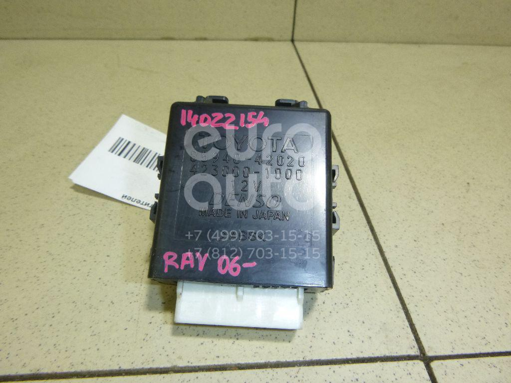Купить Реле стеклоочистителей Toyota RAV 4 2006-2013; (8594042020)