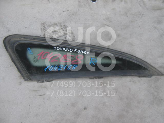 Стекло кузовное глухое правое для Ford Scorpio 1986-1992 - Фото №1