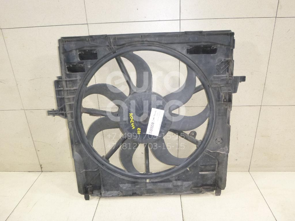Вентилятор радиатора BMW X5 E70 2007-2013; (17428618240)