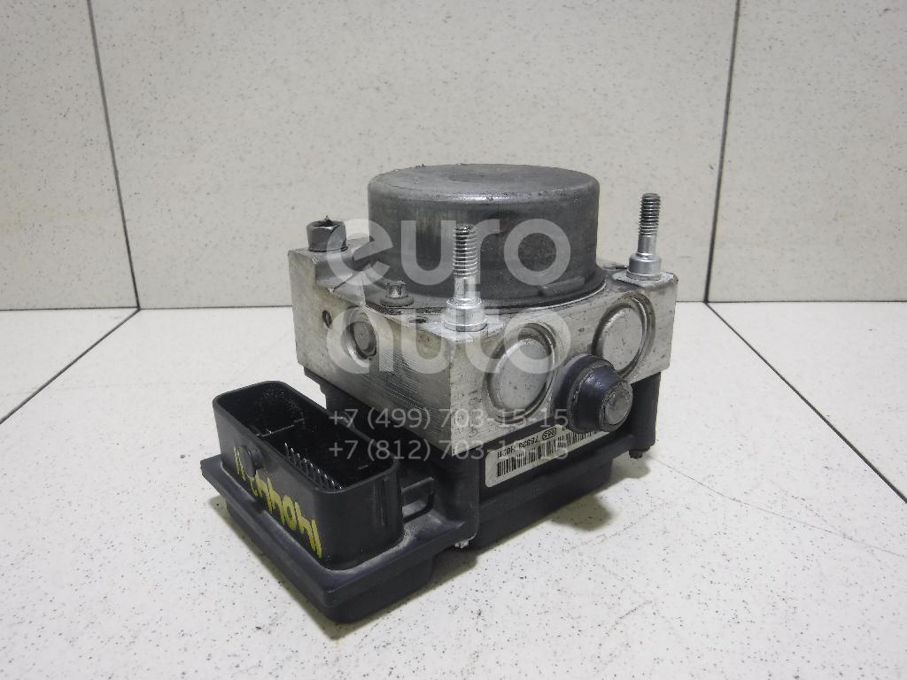 Купить Блок ABS (насос) Fiat Linea 2007-2012; (0265231999)
