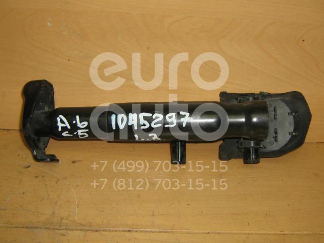 Кронштейн усилителя заднего бампера левый для Audi A6 [C5] 1997-2004 - Фото №1
