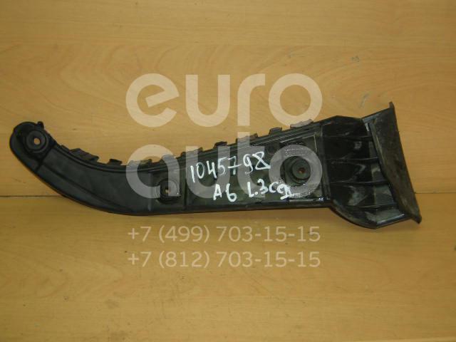 Направляющая заднего бампера левая для Audi A6 [C5] 1997-2004 - Фото №1