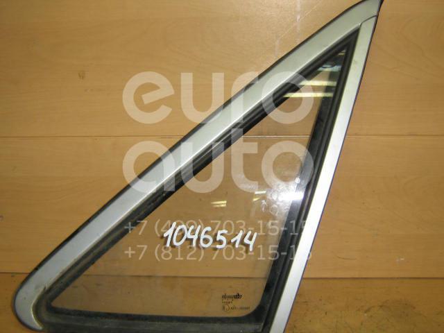 Стекло кузовное глухое правое для Opel Kadett E 1984-1992 - Фото №1