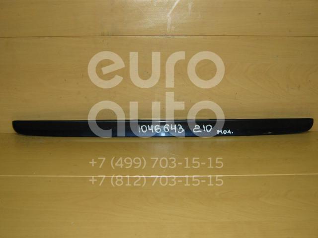 Накладка крышки багажника для Mercedes Benz W210 E-Klasse 1995-2000;W210 E-Klasse 2000-2002 - Фото №1