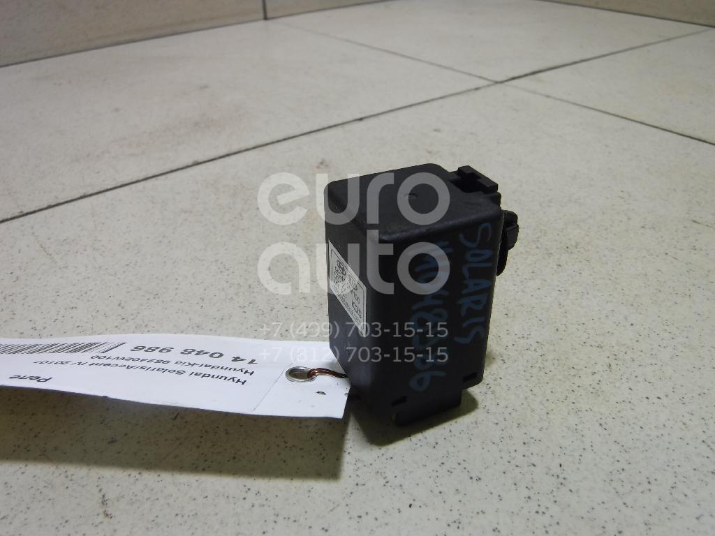 Купить Реле Hyundai Solaris 2010-2017; (952402W100)