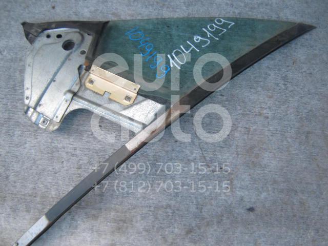 Стекло двери передней левой (форточка) для Opel Calibra A 1990-1997 - Фото №1